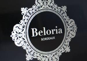 Création original du Logo pour l'entreprise Beloria. Aïtana Design.